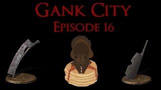 Dark Souls 3 PVP - Gank city: Butcherer edition