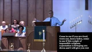 "BENEDICTION SERIES, SERMON V: ""God's Second Look""; Scripture Readings: Numbers 6:24-26"