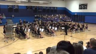 Annabella 8th Grade Band - Voices From the Battlefield