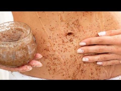 Cómo crear una crema exfoliante corporal casera