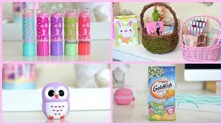 Easter Basket Ideas ~ Easter Gift Ideas