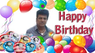 Actor || Shiva Rajkumar | Happy Birthday | Greetings & Wishes | Short Bio | Birthday Status