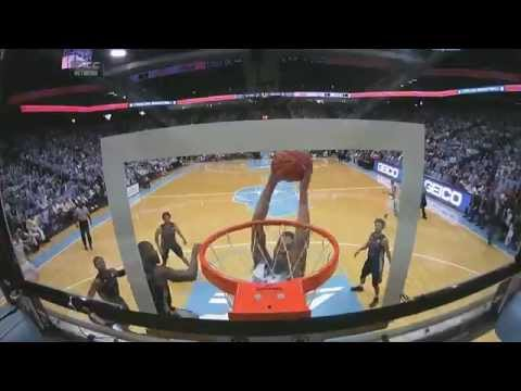 Video: J.P. Tokoto's Coast-to-Coast Dunk vs. Georgia Tech