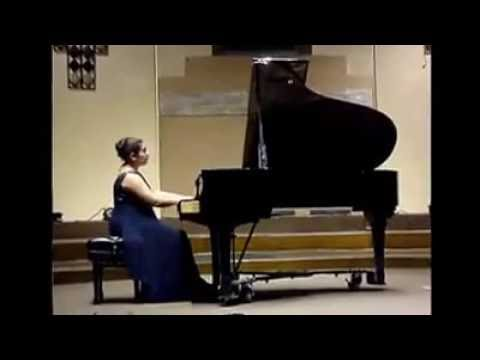 Sarah Faith's Senior Recital 2015