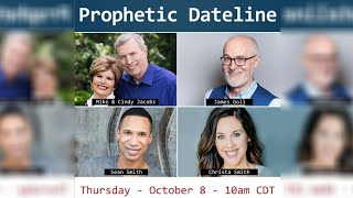 "Prophetic Dateline: ""Hearing What God is Saying"" with Cindy Jacobs & James Goll"