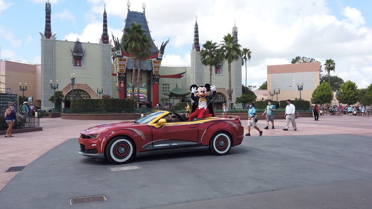 Disney's Hollywood Studios entertainment post COVID-19