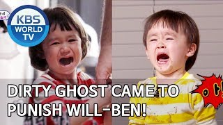 Dirty ghost came to punish Will-Ben! [The Return of Superman/2020.03.08]