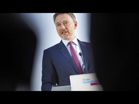 Γερμανία: Εντατικές διαβουλεύσεις για τη συγκρότηση κυβερνητικού συνασπισμού…