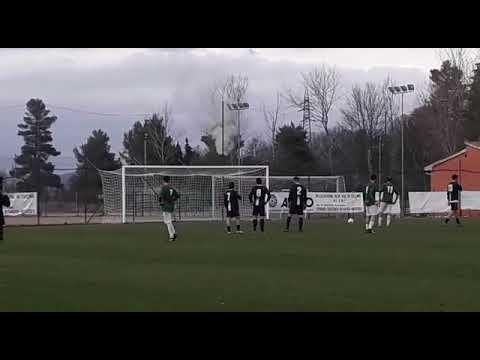 Preview video Geotermica Capanne Calcio 2 - 2 , rigore del pareggio siglato da Rossi Gabriele