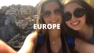 Europe VLOG