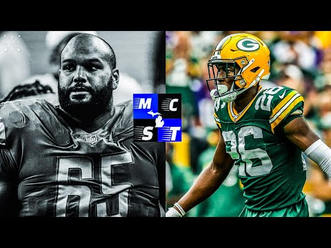 Official Inactive List: Green Bay Packers vs Detroit Lions Week #14!!!