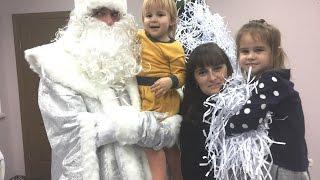 ВЛОГ Какое платье выбрать на Новый год ✯Праздник для детей VLOG