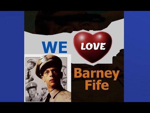 We Love Barney Fife - Gums N' Moses