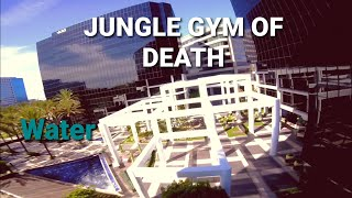 DJI FPV Drone vs: Car Chase | Jungle Gym | Parking Garage