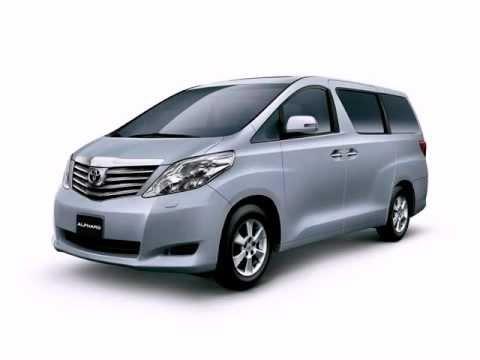 Toyota Alphard Philippines