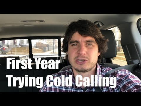 First Year Trying Cold Calling - Growing My Event Rental Business