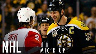 NHL Mic'd Up Trash Talk/Funny Moments ᴴᴰ