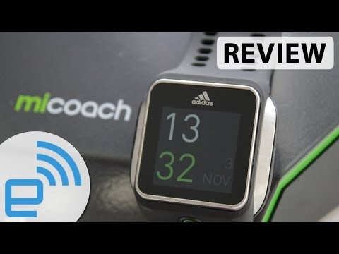 Adidas MiCoach Smart Run review | Engadget