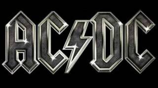 ACDC  - Hold Me Back