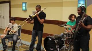Trombone Shorty - Do To Me - 10/15/2011 - Deluna Fest, Pensacola Beach, FL
