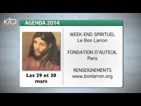 Agenda du 24 mars 2014