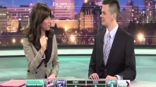 Naughty Live News Bloopers