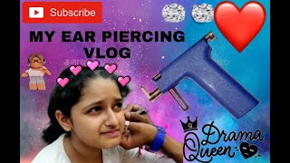 Ear Piercing  I Harshita Ojha I Fashion I