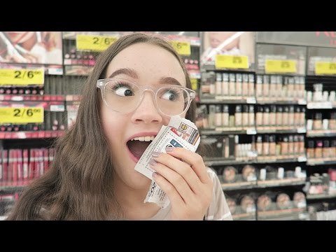 Couponing For Cheap Makeup At The Drugstore! FionaFrills Vlogs