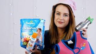 Baby-Packliste für einen Tag am Meer | Enthält Produktplatzierung