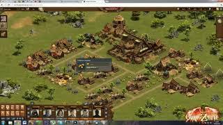 Обзор браузерной игры, стратегия Кузница Империй