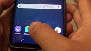 Samsung Galaxy S9 / S9+: How to Enable / Disable Group Multimedia Message Group Conversation