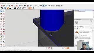 How to suppress face creation issues with Sketchup | Flexpipe