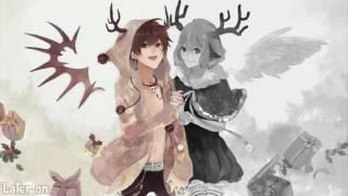 「Nightcore」 - Winter Wonderland ✗ Here Comes Santa Claus (Switching Vocals)