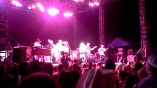 Mississippi Valley Fair 2011-Charlie Daniels Band