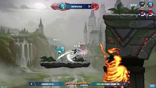 Boomie & Remmy ARE BACK - Best sword combo ever?