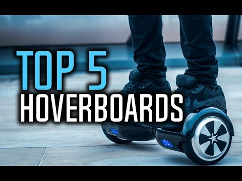 Best Hoverboards in 2018!