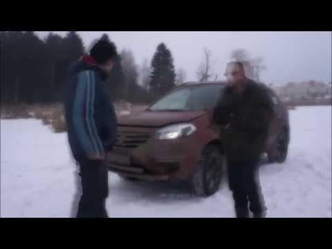 Фото к видео: Renault Koleos 2.0 DCi AT