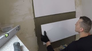 So einfach Fliesen und Mosaik verlegen - Bau VLOG