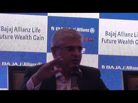 Bajaj Allianz Launched Life Future Wealth Gain Brandturks