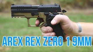Arex ReX Zero 1 Compact 9mm