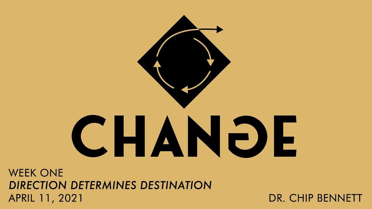 Direction Determines Destination