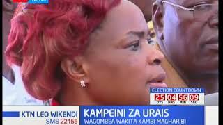 Kampeni za Jubilee: Uhuru Kenyatta asema ata twaa ushindi kwa marejeleo ya kura ya urais