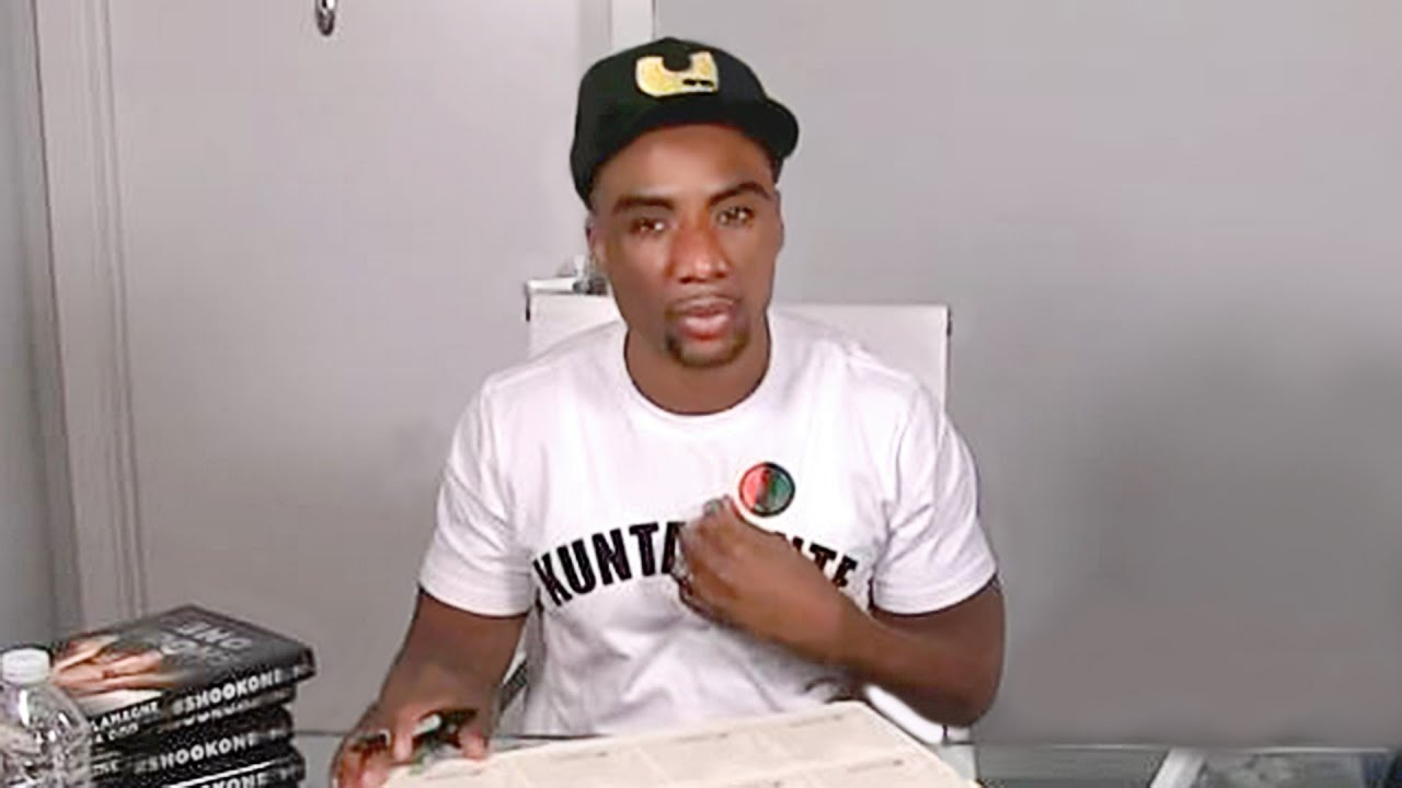 Shook One: Anxiety Playing Tricks on Me by Charlamagne tha God