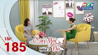 SON MÔI ĐỎ   Giật tít câu view - con dao hai lưỡi   SMD - TẬP 185 FULL   27/7/2021