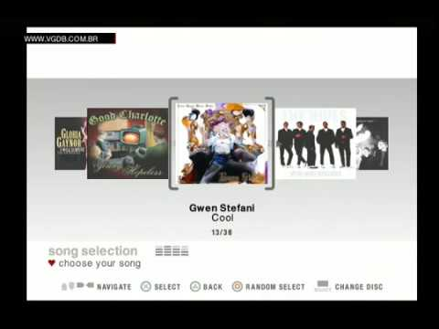 singstar anthems playstation 2 song list