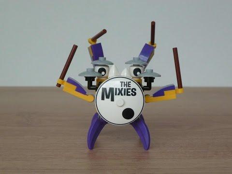Vidéo LEGO Mixels 41561 : Tapsy
