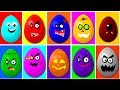 Ten In The Bed | Scary Nursery Rhymes | Scary Video For Kids | Children Rhymes