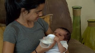Proper Feeding Techniques for Babies