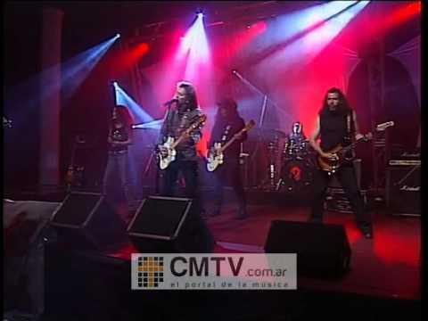 El Tri video Todos somos piratas - CM Vivo 2006