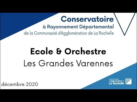 Vidéo - Ecole & Orchestre : Le Blues à Guigui